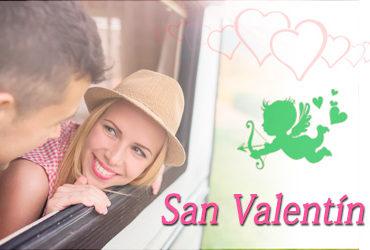 Regala una escapada en autocaravana a tu pareja para San Valentín