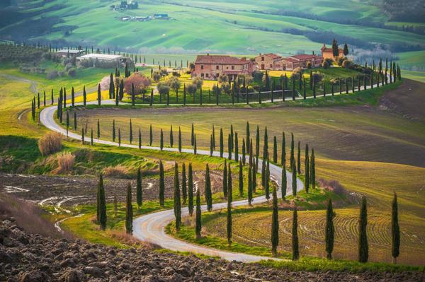 Ruta por la Toscana en autocaravana