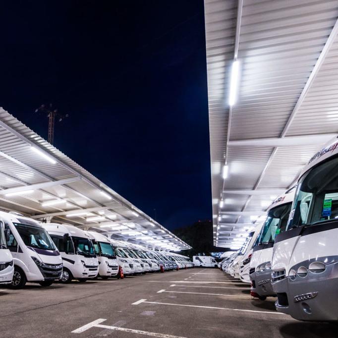 Instalaciones Caravanas Osito