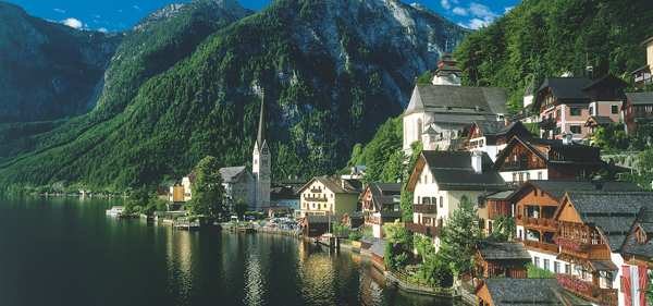 Austria en autocaravana