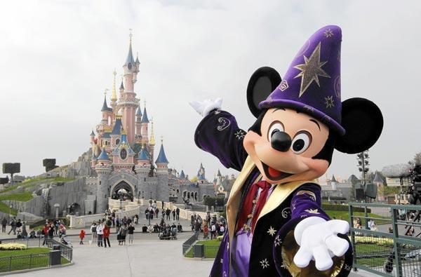 Euro Disney en Autocaravana