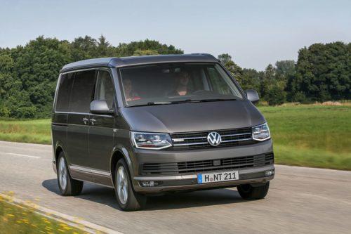 Volkswagen California Ocean - Alquiler de furgos camper en Valencia